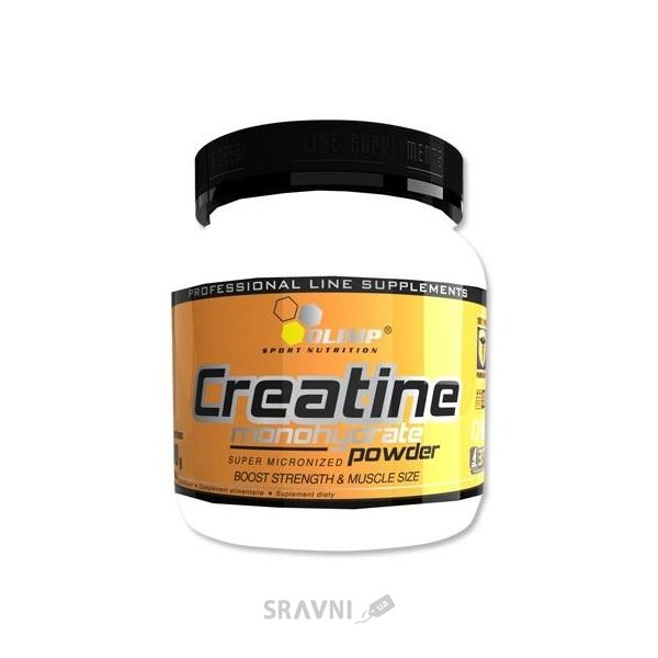 Фото Olimp Labs Creatine Monohydrate powder 250 g
