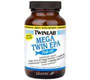 Фото Twinlab Mega Twin EPA Softgels 60 caps