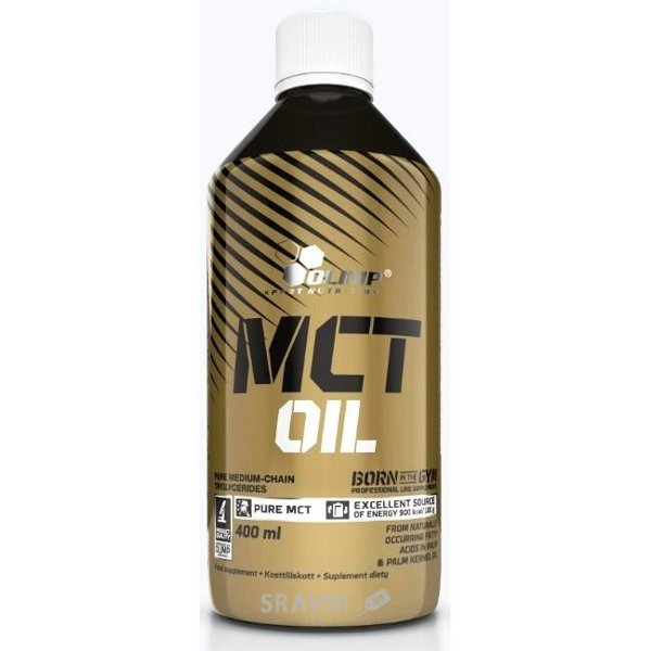 Фото Olimp Labs MCT Oil 400 ml
