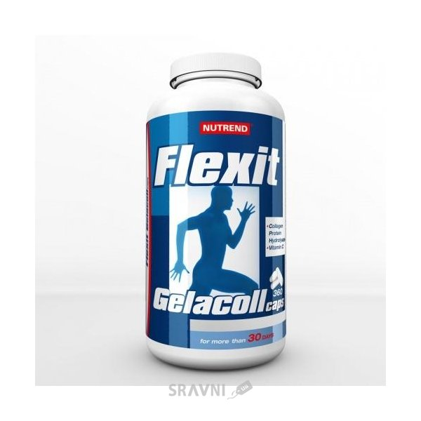 Фото Nutrend Flexit Gelacoll 360 caps