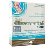 Фото Olimp Labs Gold Glucosamine 1000 60 caps