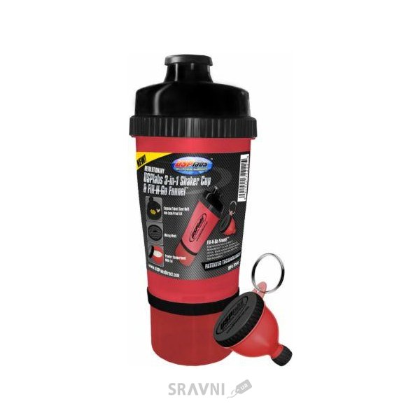 Фото USP Labs 3 in 1 Shaker Cup & Fill-n-go Funnel 700 ml