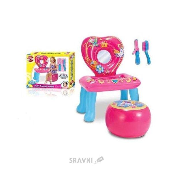 Фото Play WOW Трюмо Маленькой Принцессы с аксессуарами (3154PW)