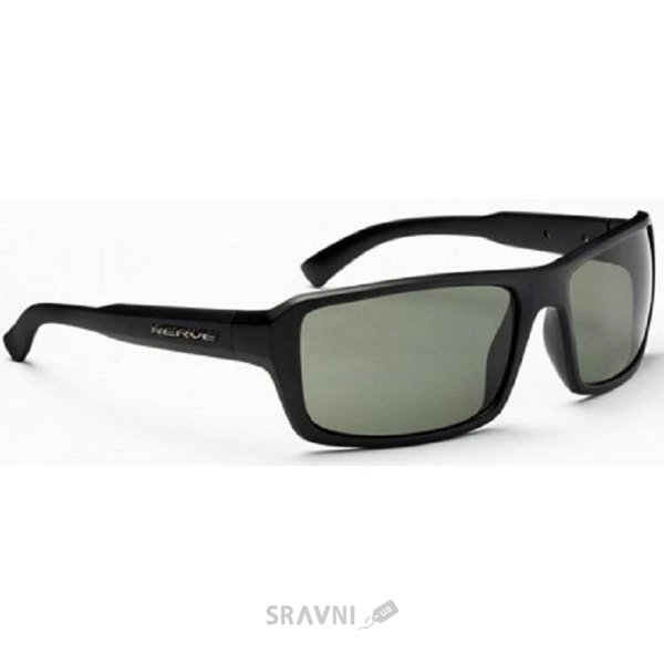 Фото Optic Nerve Mukai Polarized Smoke Matte Black (921078)
