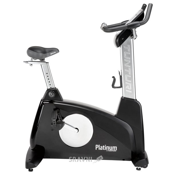 Фото Tunturi Platinum Upright Bike