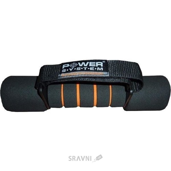 Фото Power System Fitness dumbell 2x0,5 kg (PS-4009)