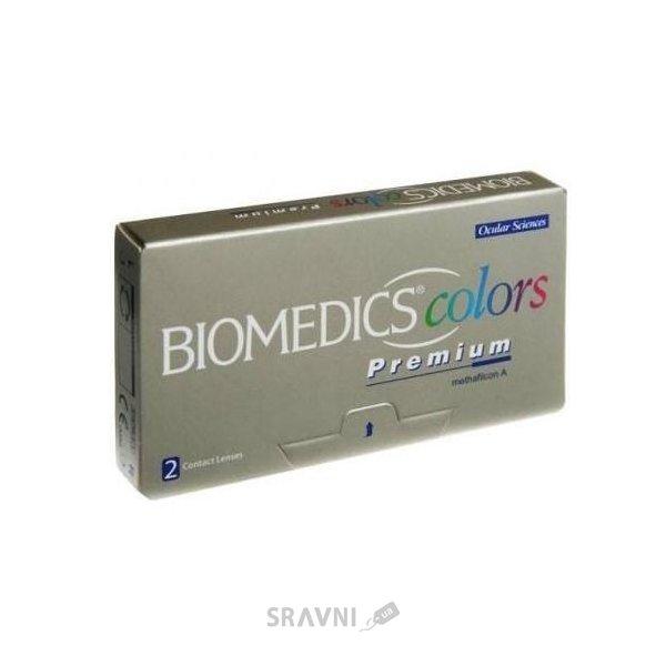 Фото CooperVision Biomedics Colors Premium