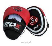 Фото RDX Лапы боксерские Multi Red
