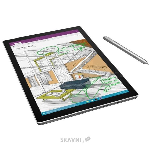 Фото Microsoft Surface Pro 4 (512GB / Intel Core i7 - 16GB RAM)