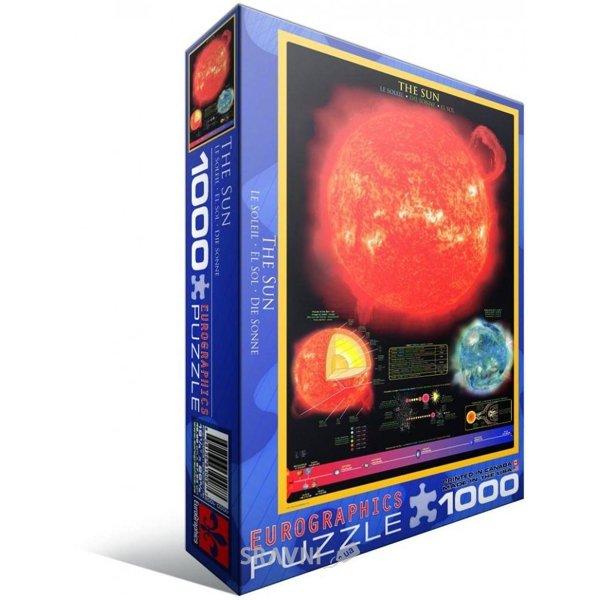 Фото EuroGraphics Солнце (6000-1008)