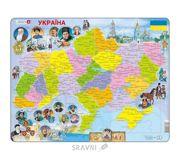Фото Larsen Карта Украины История (K62)