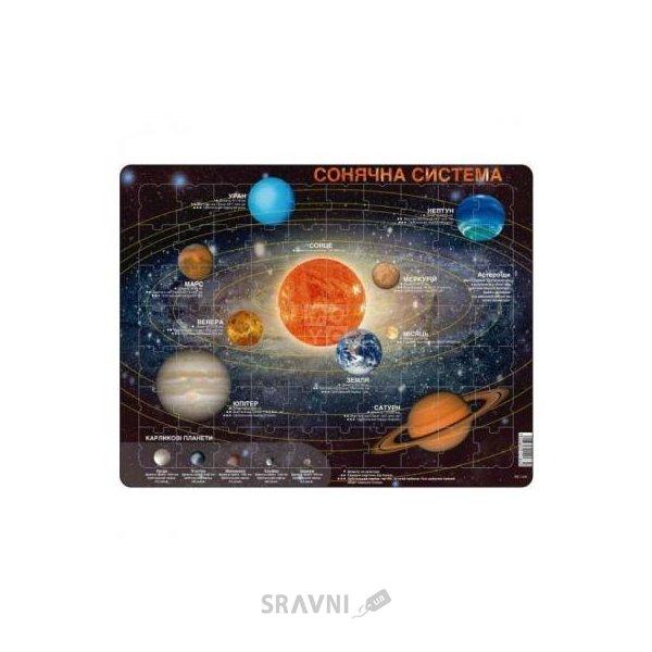 Фото Larsen Солнечная Система (SS1-UA)