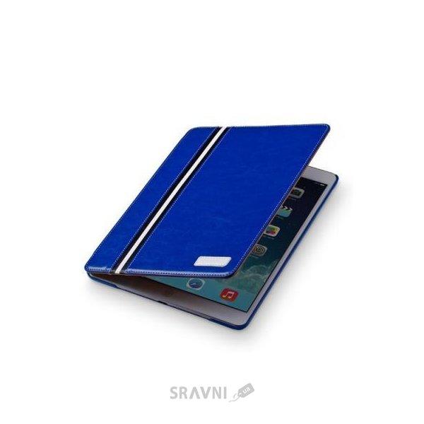 Фото Momax Flip Diary Case for iPad Mini Retina Blue (FDAPIPADM2B)