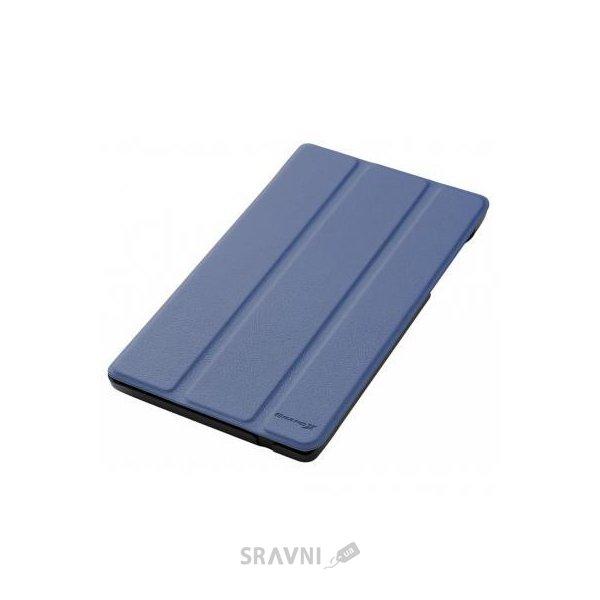 Фото Grand-X Чехол для Lenovo Tab 2 A7-20F Dark Blue (LTC-LT2A720DB)