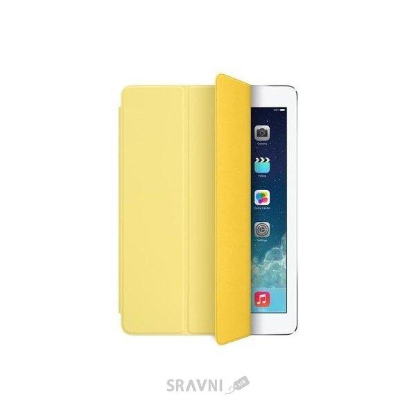 Фото Apple Smart Cover iPad Air - Yellow (MF057)