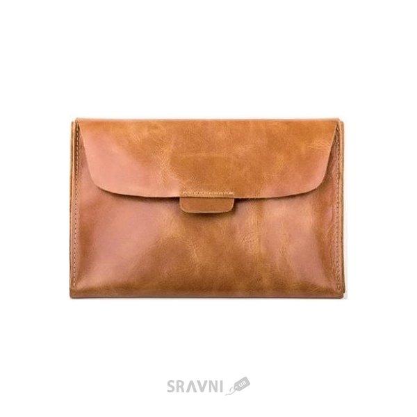 Фото Dublon Leatherworks Leather Case Envelope для iPad mini Light Brown (440151)