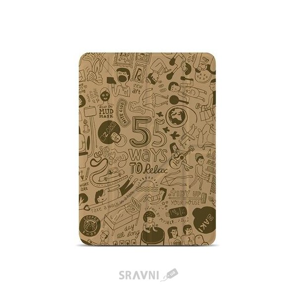 Фото Ozaki O!coat Relax 360° for iPad Air Khaki (OC113KH)