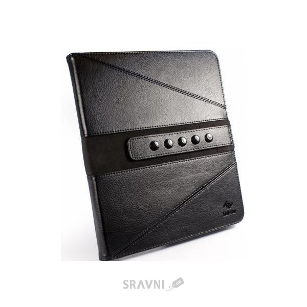 Фото Tuff-Luv Tri-Axis для iPad 2/3 Premium Black (E4_26)