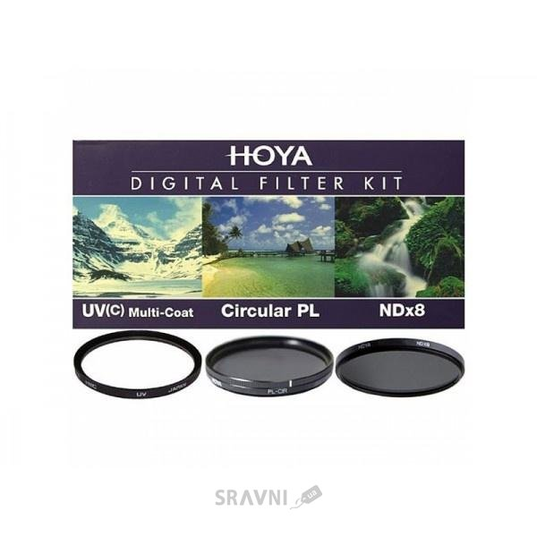 Фото HOYA Digital Filter Kit 67mm