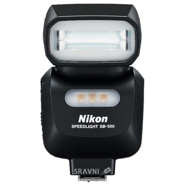Фото Nikon Speedlight SB-500