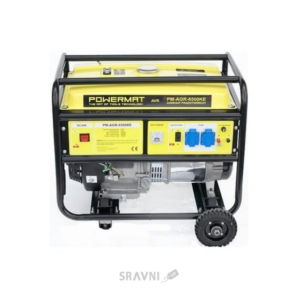 Фото PowerMat PM-AGR-6500KE