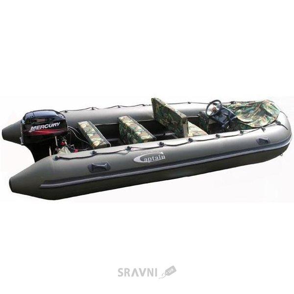 купить лодку надувную капитан