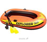 Фото Intex Explorer 300 Set 58332