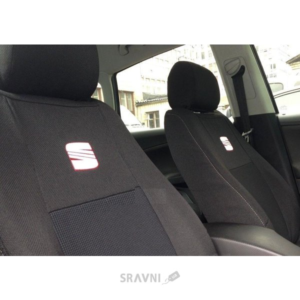 Фото Elegant Чехлы на сиденья SEAT Altea