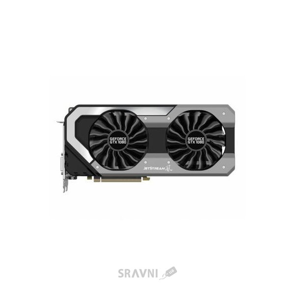 Фото Palit GeForce GTX 1080 JetStream 8Gb (NEB1080015P2-1040J)