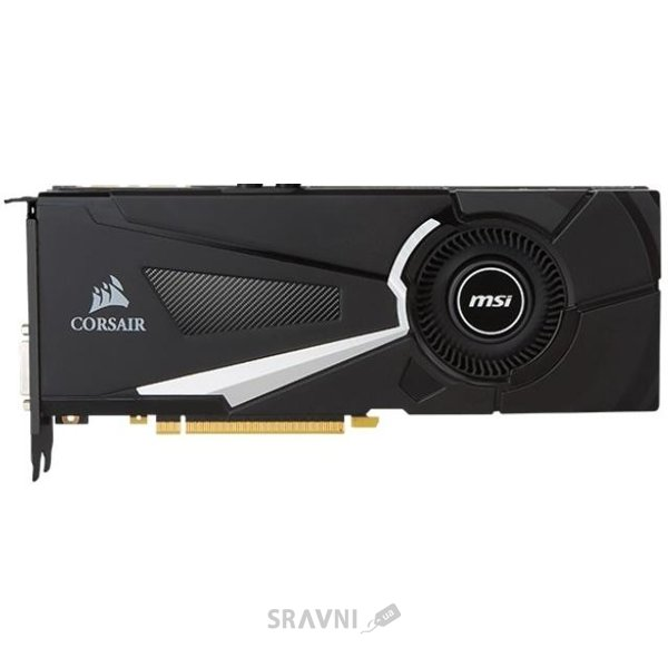 Фото MSI GeForce GTX 1070 SEA HAWK EK X