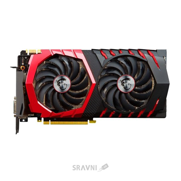 Фото MSI GeForce GTX 1070 GAMING 8G