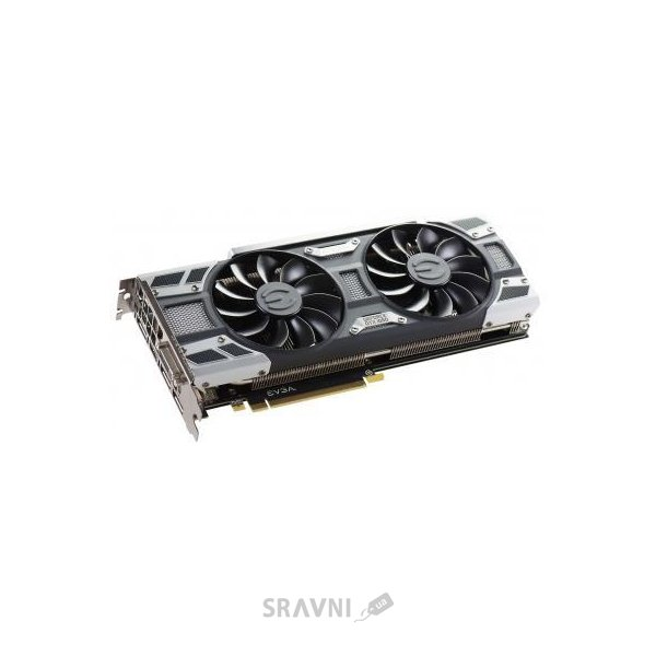 Фото EVGA GeForce GTX 1080 ACX 3.0 (08G-P4-6181-KR)