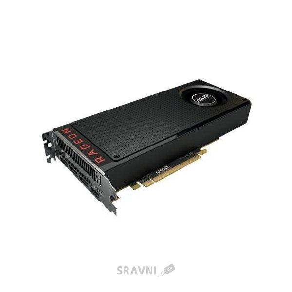 Фото ASUS Radeon RX480 8Gb (RX480-8G)