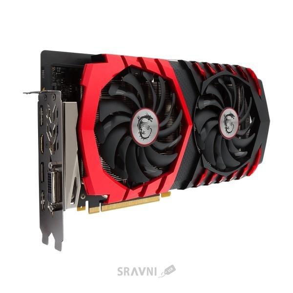 Фото MSI GeForce GTX 1060 GAMING X 6G