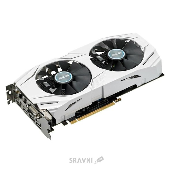 Фото ASUS GeForce GTX 1060 DUAL 3Gb (DUAL-GTX1060-3G)