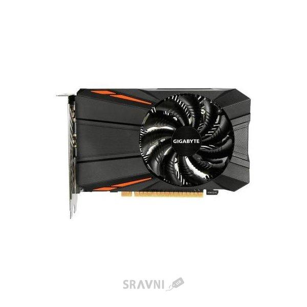 Фото Gigabyte GeForce GTX 1050 D5 2Gb (GV-N1050D5-2GD)