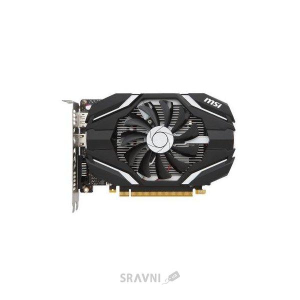 Фото MSI GeForce GTX 1050 TI 4G OC