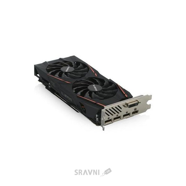 Фото Gigabyte Radeon RX 570 Gaming 4G (GV-RX570GAMING-4GD)