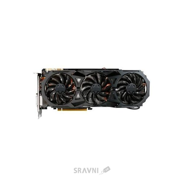 Фото Gigabyte GeForce GTX 1070 G1 ROCK 8G (GV-N1070G1 ROCK-8GD)