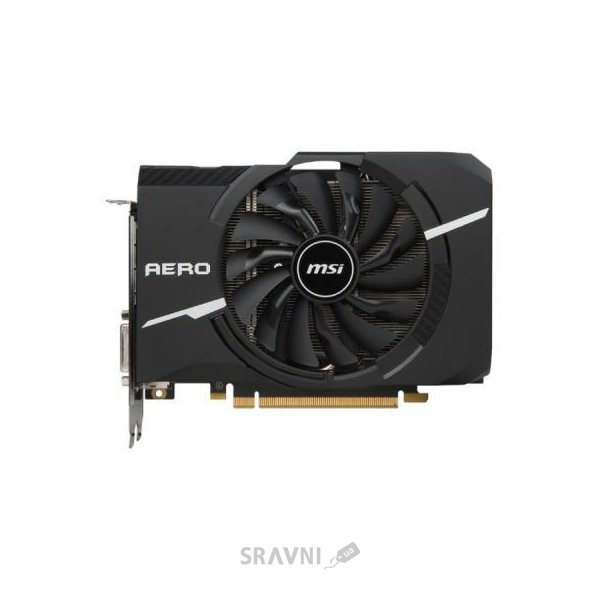 Фото MSI GeForce GTX 1070 AERO ITX 8G
