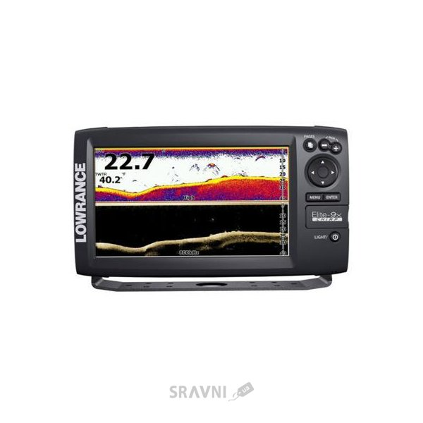 Фото Lowrance Elite-9x CHIRP