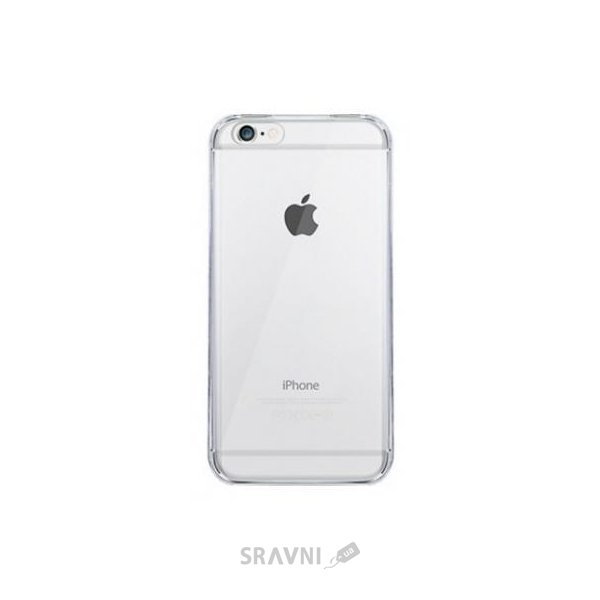 Фото Ozaki O!coat Hard Ctystal iPhone 6 Plus Transparent (OC594TR)
