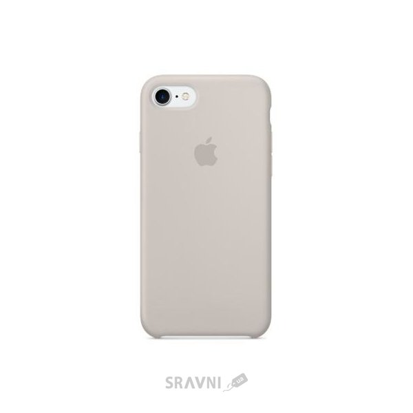 Фото Apple iPhone 7 Silicone Case - Stone (MMWR2)