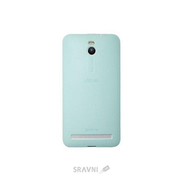 Фото ASUS ZenFone 2 ZE550/551ML Bumper Case Blue (90XB00RA-BSL2Y0)