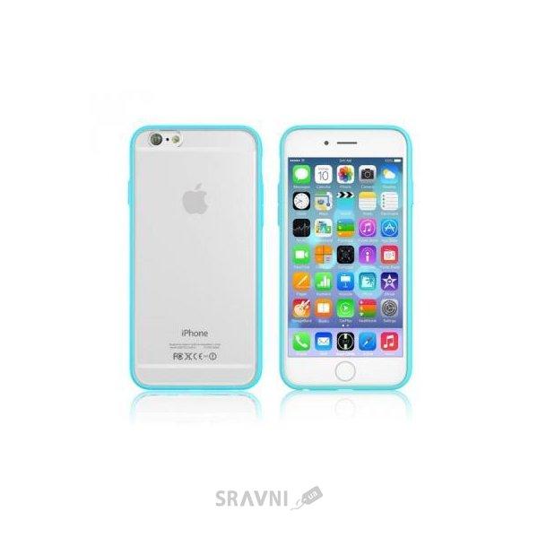 Фото Devia Hybrid для Apple iPhone 6/6S Turk Blue
