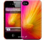 Фото Gelaskins Hard Case for iPhone 4/4S Mandevilla Flower