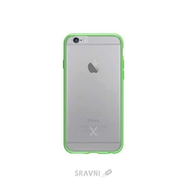 Фото GoPhilo Bumper+ Case for iPhone 6/6S Green (PH008GR)