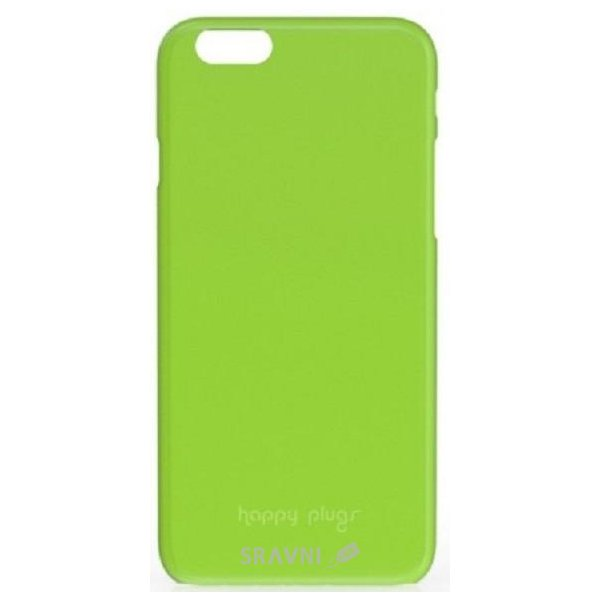 Фото Happy Plugs Ultra Thin Case iPhone 6/6S Green (8863)