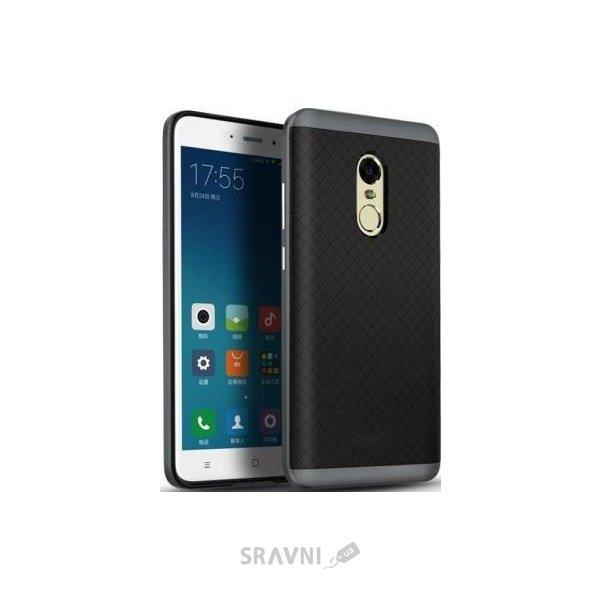 Фото IPAKY Hybrid Series Xiaomi Redmi Note 4 Gray