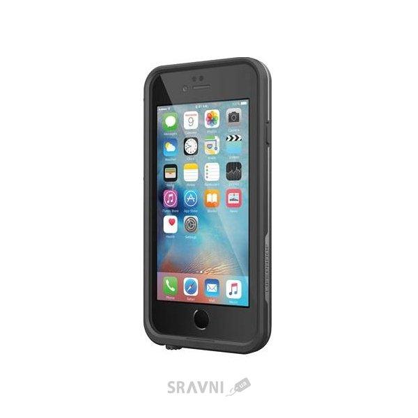 Фото LifeProof 77-50304 FRE Hard Case for iPhone 6S Plus / 6 Plus - Black